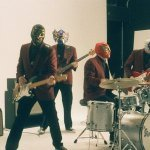 "Eddy ""The Chief"" Clearwater & Los Straitjackets"