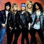 Guns N' Roses - oh my god