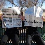 Michael Henry and Justin Robinett