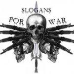 Slogans For War
